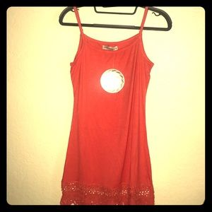 Corral Summer tank top